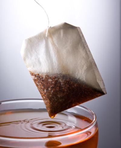 Заварить чай в пакетике