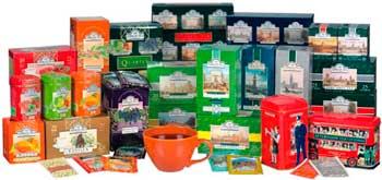 Чай Ahmad Tea (Ахмад)