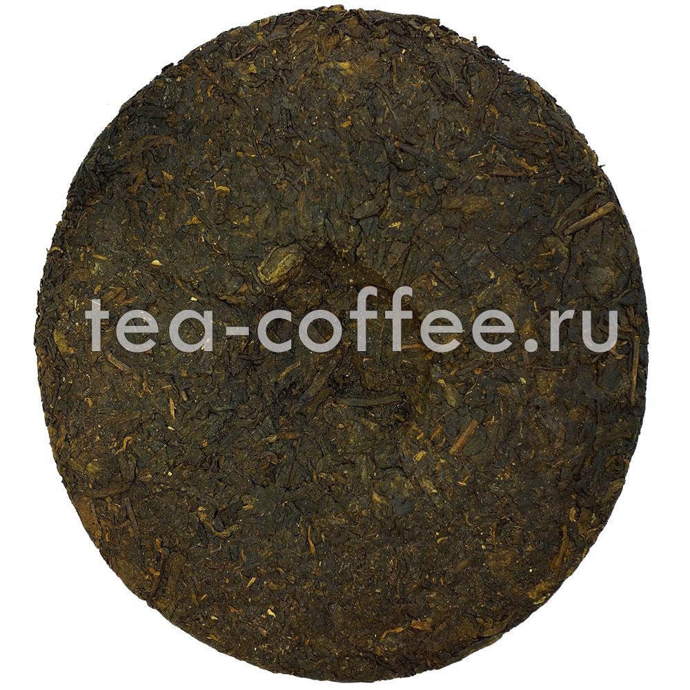 Чай Победоносный пуэр 357 г (шу)