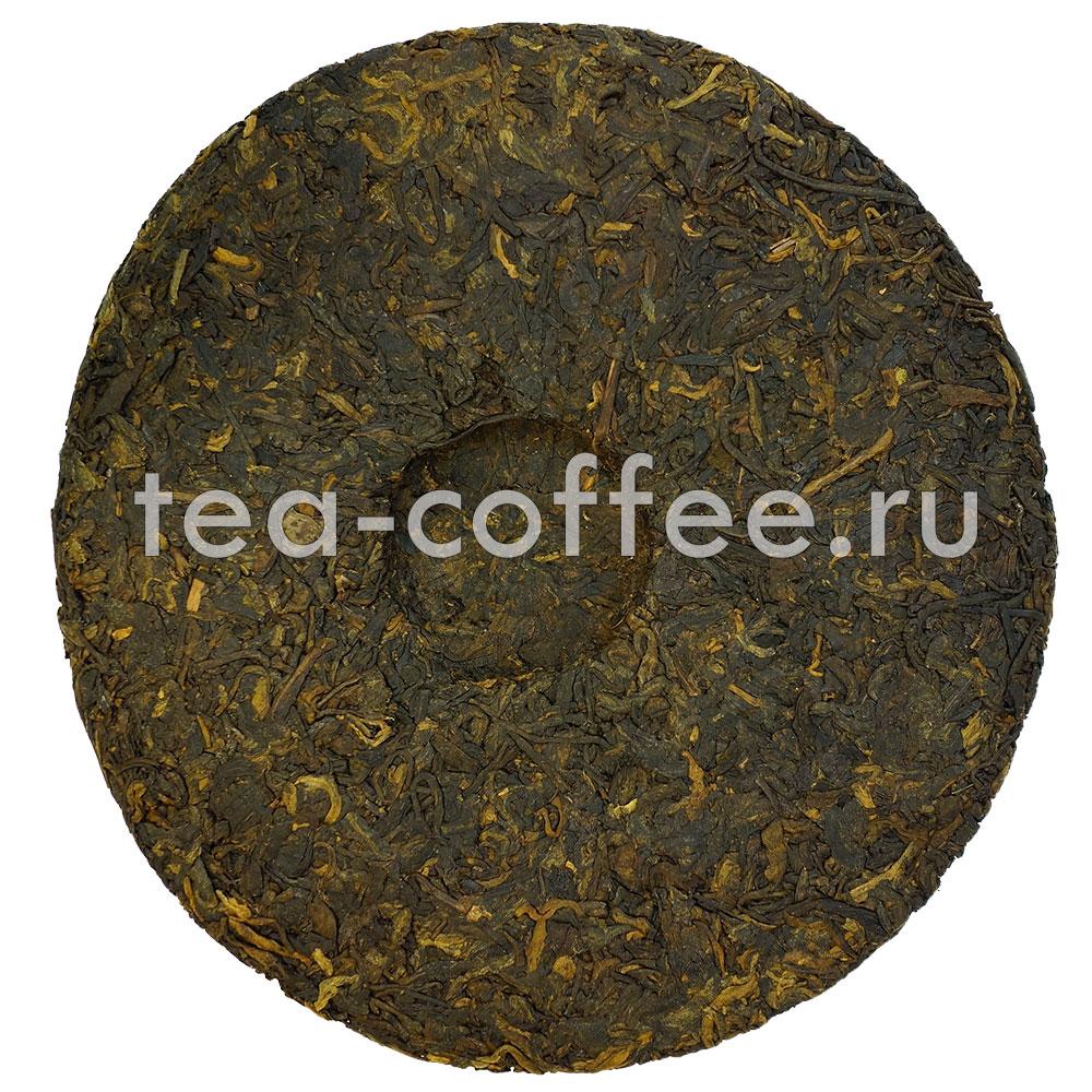 Чай Пуэр Время чая шу 357г
