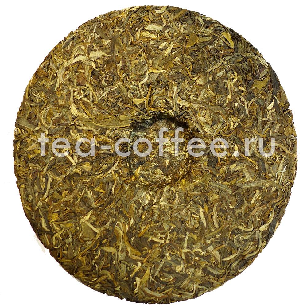 Чай Источник Облака блин 357г (шен)
