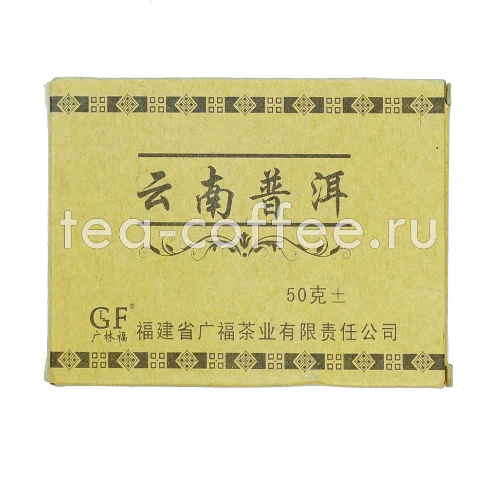 Чай Пуэр в плитках 50 г