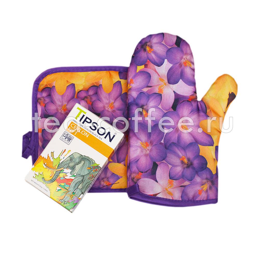 Tipson подарочный чайный набор Виолетта