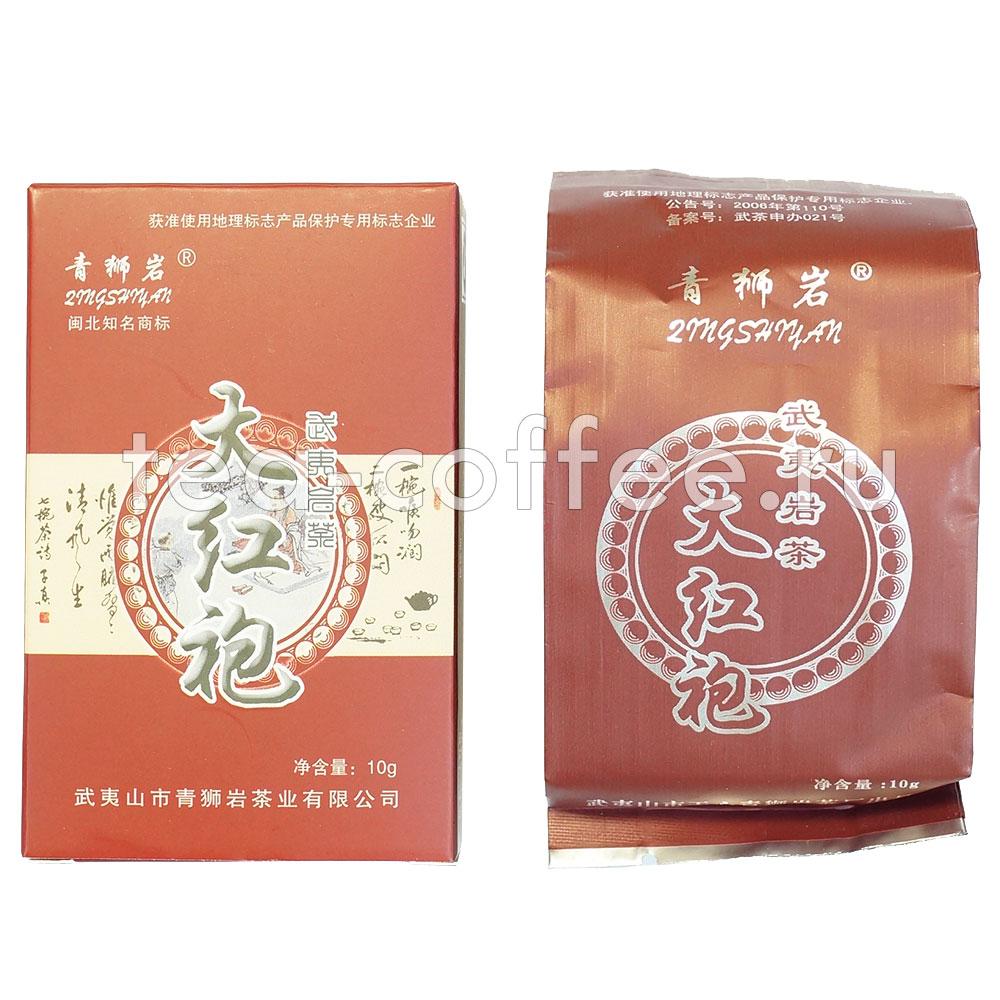 Чай Да хун Пао Императорский