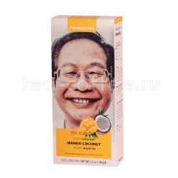 Чай Sense Asia черный манго и кокос 100 гр