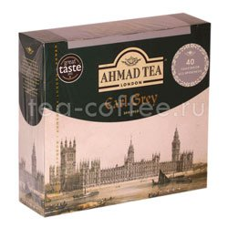 Чай Ahmad Пакет Граф Грей. Черный, 2гр40 шт