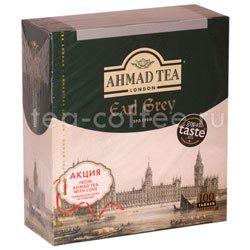 Чай Ahmad Пакет Граф Грей. Черный, 2гр100 шт