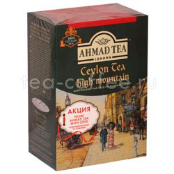 Чай Ahmad Ceylon Tea high mountain черный кат. FBOPF 200 г