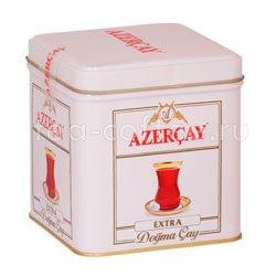 Чай Азерчай Экстра черный 100 гр ж/б