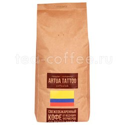 Кофе Artua Tattoo Coffeelab Колумбия Консака бленд в зернах 1 кг