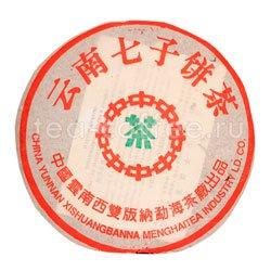 23-летний Жонг Ча ЛВ Шен Пуэр 357 гр