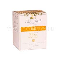 Чай Althaus Нежная Мята Пирамидки  15х2,7 гр