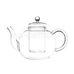 Чайник стеклянный Василек 1 л