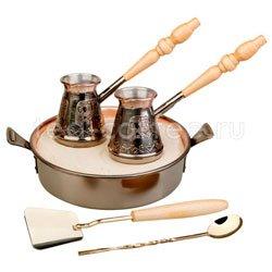 Набор для приготовления кофе на песке Тет-а-Тет КО-26003
