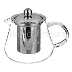 Заварочный Чайник с фильтром стекло 700 мл (885-030)