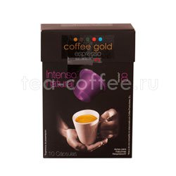 Кофе в капсулах Coffee Gold Intenso Natural 10 капсул