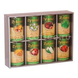 Zylanica Подарочный набор Фруктовый зеленый 30 гр 8 туб