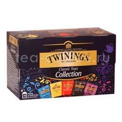 Чай Twinings Ассорти 5 вкусов (25 пакетиков)