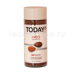 Кофе Today растворимый In-Fi 95 гр (ст.б.)