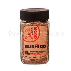 Кофе Bushido растворимый
