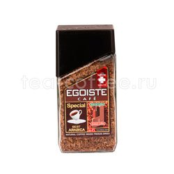 Кофе Egoiste растворимый Special In-Fi 50 гр (ст.б.)