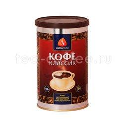 Кофе Almafood Классик растворимый ж.б. 100 гр
