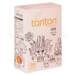Чай Tarlton черный OPA 100 гр