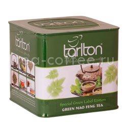Чай Tarlton Маофен зеленый 200 гр ж.б.