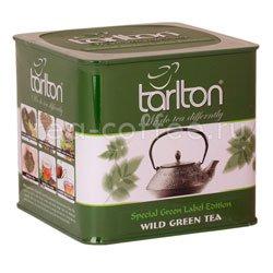 Чай Tarlton Дикий зеленый 200 гр ж.б.