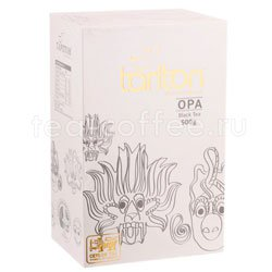 Чай Tarlton черный OPA 500 гр