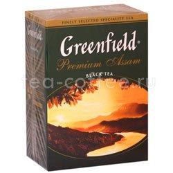 Чай Greenfield Premium Assam 100 гр Россия