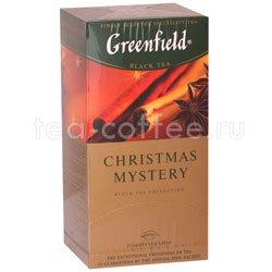 Чай Greenfield Christmas Mystery Пакетики Россия