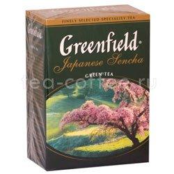 Чай Greenfield Japanese Sencha 100 гр