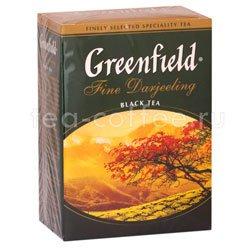 Чай Greenfield Fine Derjeeling 100 гр Россия