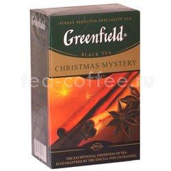 Чай Greenfield Christmas Mystery 100 гр