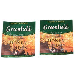 Чай Greenfield Honey Linden в Пакете