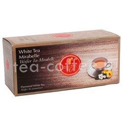 Чай Julius Meinl WhiteTea Mirabelle Германия
