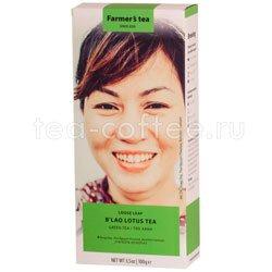 Чай Sense Asia зеленый с лотосом 100 гр Вьетнам