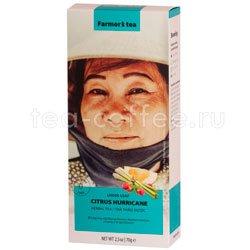 Чай травяной Sense Asia Цитрусовый ураган 70 гр Вьетнам