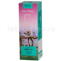 Подарочный набор Sense Asia Vietnam Delights 5 видов Травяного чая Вьетнам