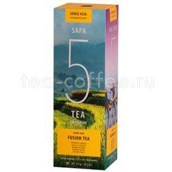 Подарочный набор Sense Asia Vietnam Delights 5 видов смешанного чая Вьетнам