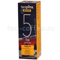 Подарочный набор Sense Asia Moscow Teapins 5 видов смешанного чая Вьетнам