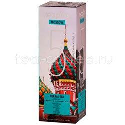 Подарочный набор Sense Asia Moscow Teapins 5 видов травяного чая Вьетнам