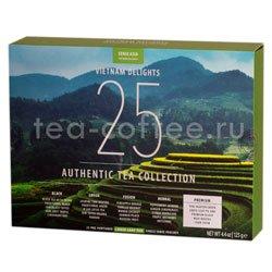 Подарочный набор Sense Asia Vietnam Delights 25 видов чая Вьетнам