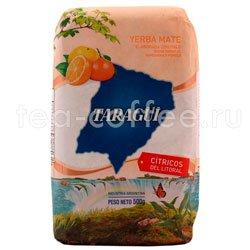 Чай Мате Taragui с Цитрусом 500 гр