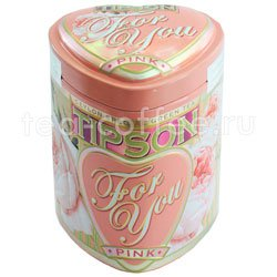 Чай Tipson For You Pink 75 гр