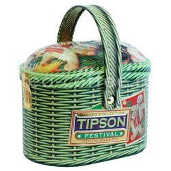 Чай Tipson Basket Festival/Лукошко Фестиваль ж.б.100 гр Шри Ланка