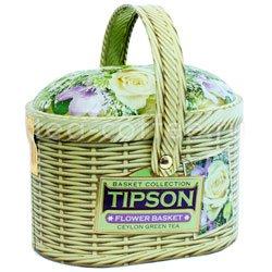 Чай Tipson Basket Flower 100 гр