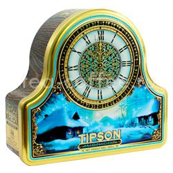 Чай Tipson Tea Clock Midnight 100 гр Шри Ланка