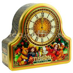 Чай Tipson Tea Clock Gift Time 100 гр Шри Ланка